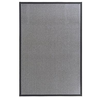 Lanart – Petit tapis Marica, 9 x 12 pi, gris