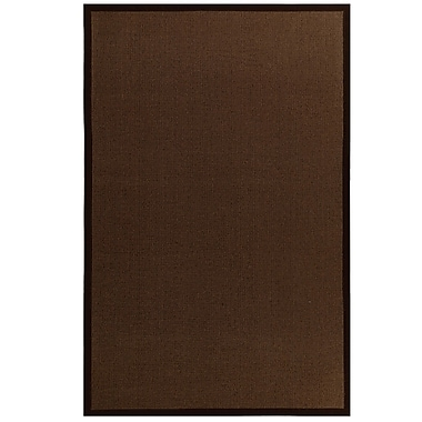 Lanart Marica Area Rug, 9' x 12', Brown
