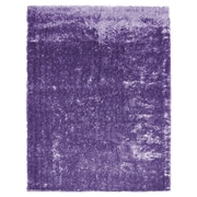 Lanart Metro Silk Area Rug, Purple