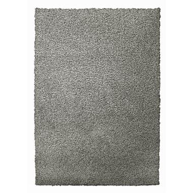 Lanart Modern Shag Area Rug, Grey