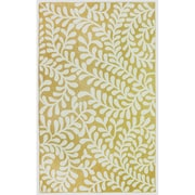 Lanart Serena Area Rug, Yellow