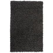 Lanart Shag-Ola Area Rug, Charcoal