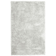 Lanart Soft Shag Area Rug, White