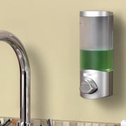 Better Living Products Euro Series Dispenser Bundle; Satin Silver