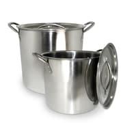 Cook Pro Stock Pot Set w/ Lid