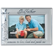 Malden 4'' x 6'' Godfather Metal Picture Frame