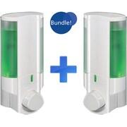 Better Living Products Avia Dispenser Bundle; White