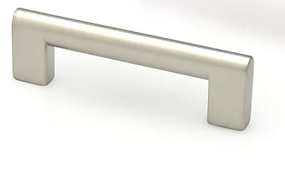 Topex Design Contemporary Bar Pull; Stainless Steel