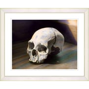 Studio Works Modern ''Scull'' by Mia Singer Framed Photographic Painting Print; Creamy White
