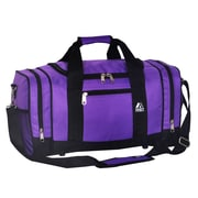 Everest Crossover 20'' Travel Duffel; Dark Purple / Black