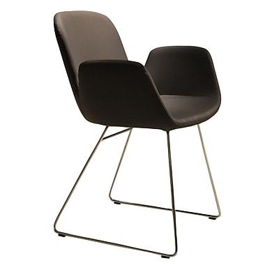 B&T Design Daisy Wool Arm Chair