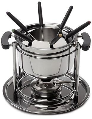 Cook Pro 11 Piece Stainless Steel Fondue Set
