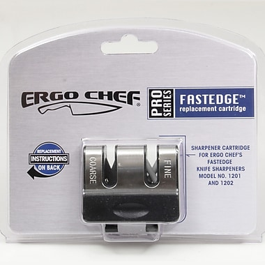 Ergo Chef Fastedge 2 Stage Stainless Steel Knife Sharpener Replacement