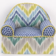 Cotton Tale Zebra Romp Kids Cotton Foam Chair