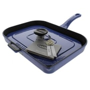 Chasseur 8'' Panini Pan; French Blue