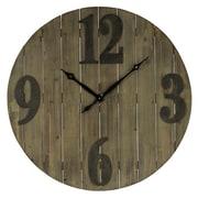 Cooper Classics Oversized 35.5'' Mahdis Wall Clock