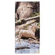 Creative Bath Horse Canyon Print Bath Towel