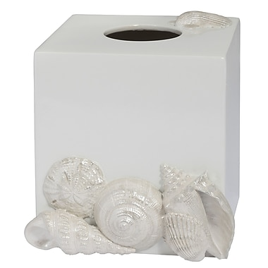 Creative Bath Seaside Tissue Box Cover