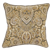 Kosas Home Salma Cotton Throw Pillow; Iron