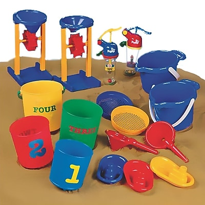 S&S® Sand And Water Beach Playset