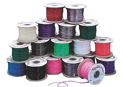 Pepperell S'Getti® Strings, Assorted, 25/Pack