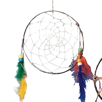 Geeperz™ Native American Dream Catcher Craft Kit, 15/Pack