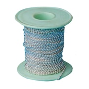 S&S® Silver Bead Chain Roll