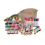 S&S® Fabric Decorating Tub Easy Pack