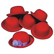 S&S Worldwide Red Hat Kit, 6/Pack
