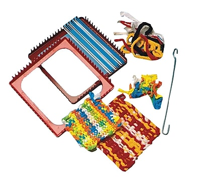 S&S® 12 lbs. Cotton Jersey Looper, Assorted