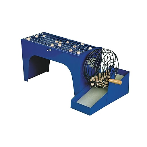 S&S® Speed-O-Matic Bingo Cage and Masterboard
