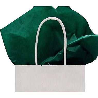 Papier mince vert forêt, 20 x 30 po, 1 rame (480 feuilles)