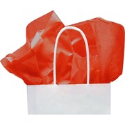 "Tissue Paper Orange, 20"" x 30"", 1 Ream (480 sheets)"