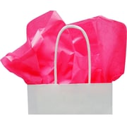 "Tissue Paper Hot Pink, 20"" x 30"", 1 Ream (480 sheets)"