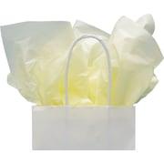 Papier mince blanc vanille, 20 x 30 po, 1 rame (480 feuilles)