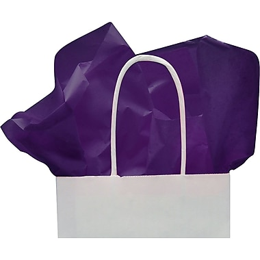 Tissue Paper Zippy Grape, 20