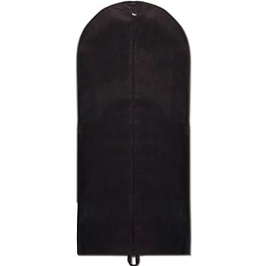 Non-Woven Garment Cover, Black, 24