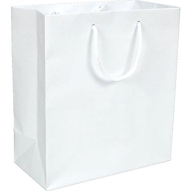 Sac Eurotote, blanc, 10 x 5 x 11 x 5 (po), bte/100