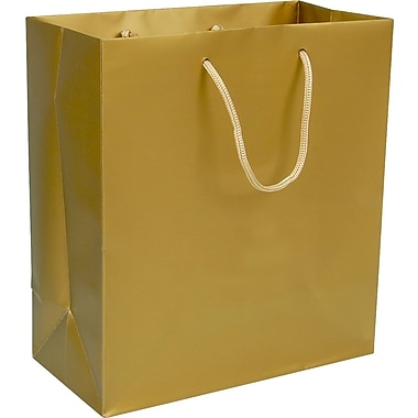 Gunther Mele Ltd. Eurotote, Gold, 100/Case