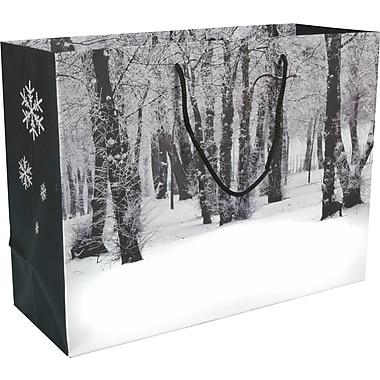 Winter Forest Paper Shopper, 16