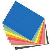 "NAP Construction Paper, 24""x36"", Assorted, 96/Pack"