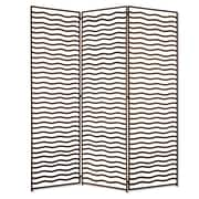 Screen Gems 72'' x 65'' Minka 3 Panel Room Divider
