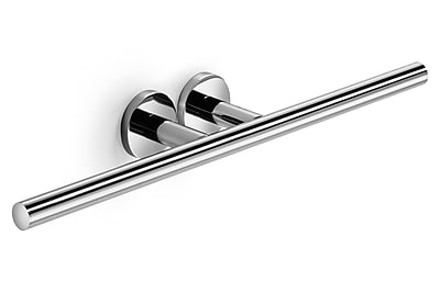 WS Bath Collections Napie Double Wall Mounted Towel Bar