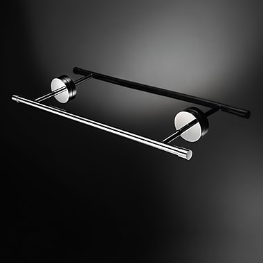 WS Bath Collections Duemila Wall Mounted Towel Bar