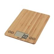 Escali Arti Digital Scale, Bamboo