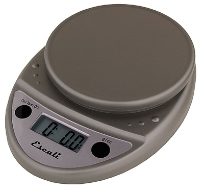 Escali Primo Digital Scale Metallic