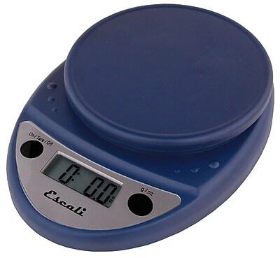 Escali Primo Digital Scale Royal Blue