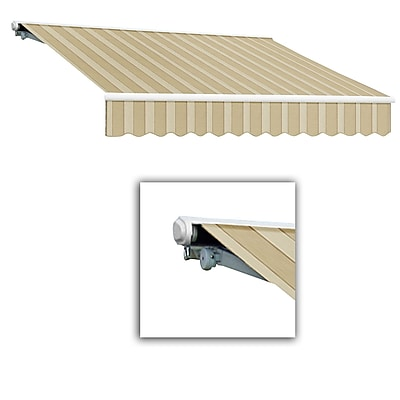Awntech® Galveston® Left Motor Retractable Awning, 14' x 10' 2