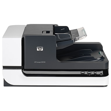 HP Scanjet Enterprise Flow N9120 Flatbed Scanner - Document Scanner - L2683B#BGJ - Black/White