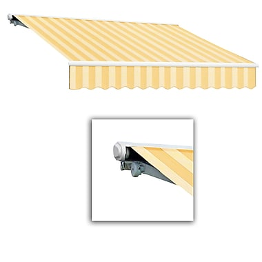 Awntech® Galveston® Manual Retractable Awnings, 20' x 10' 2